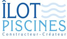 Ilot piscines Logo